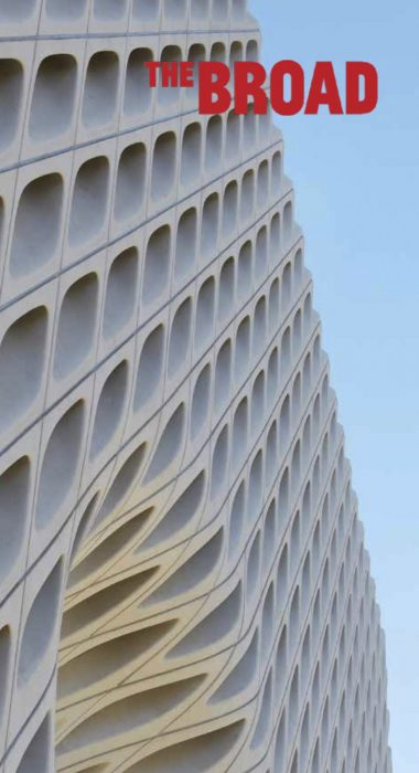 Cover for The Broad: Art and Architecture